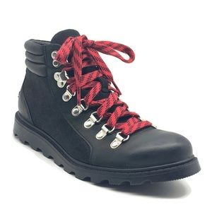 Sorel Ainsley Conquest Leather Waterproof Boots